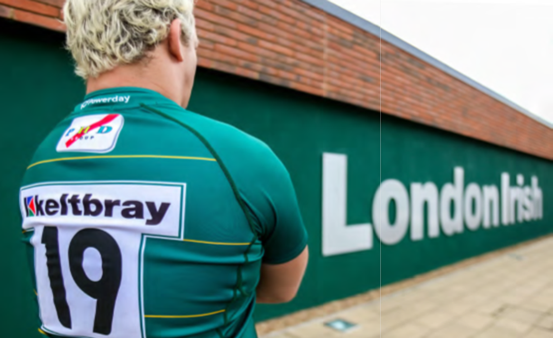 London Irish Sponsorship